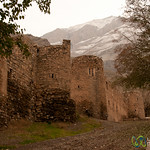 Walls Around St. Stephanos Church - Jolfa, Iran