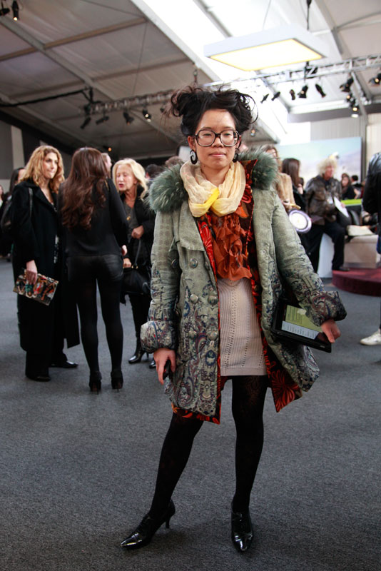 oliviakim_qshots nyc nyfw street fashion style