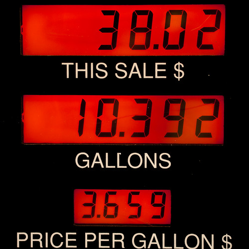 Gas Prices Friday 17 February 2012