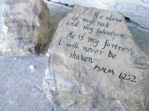 Project 365: 45/365 - Psalm 62:2