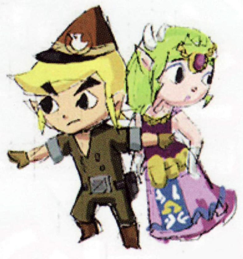 ST Link & Zelda