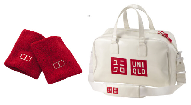 UNIQLO tennis wear