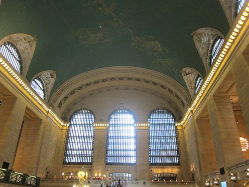 Grand Central Station, NYC. Nueva York