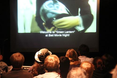 Bad Movie Night SF
