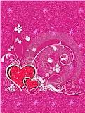 2 corazones lindos