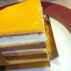 cake, semifreddo, buttercream, baked goods, food, icing, dish, dobos torte, torte, cuisine,