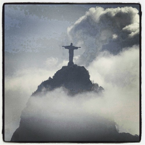 Corcovado by Marcos Nagelstein