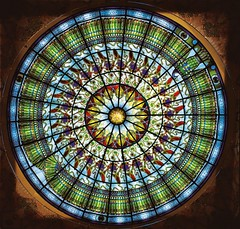 dome of the Hall of Mirrors