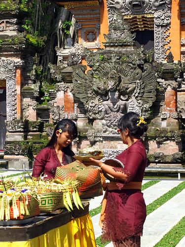 Campuhan Temple Ubud Bali