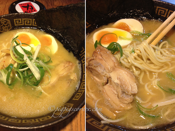 Ramen Champion Singapore T3 Changi gensuke