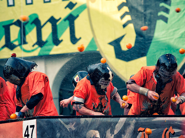 Storico Carnevale di Ivrea - 06