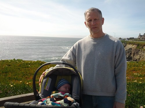 dad and joshua in santa cruz