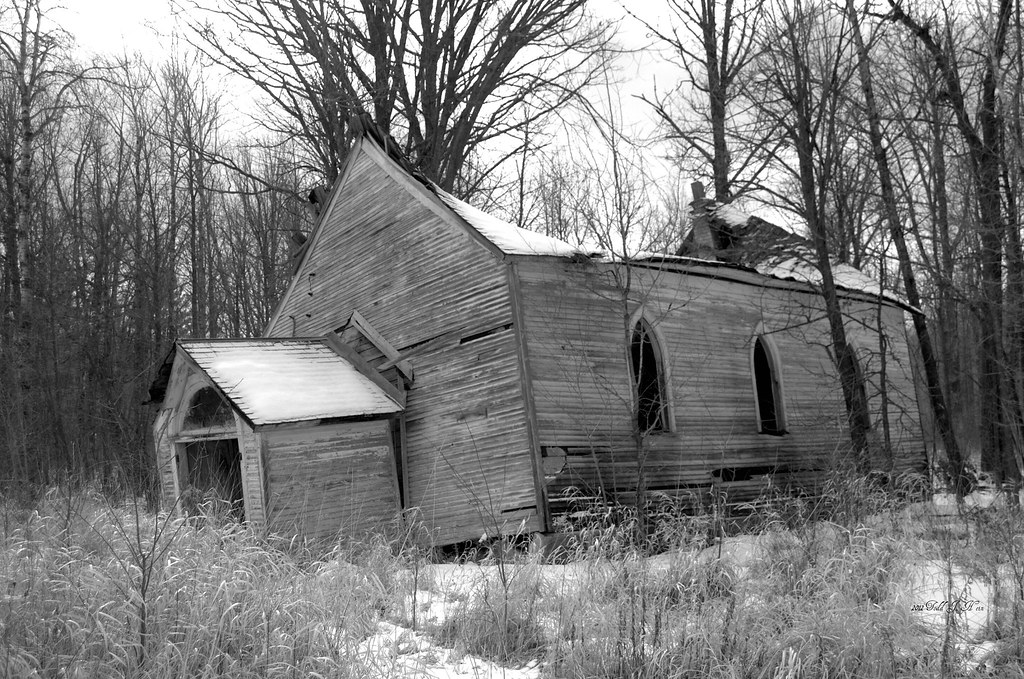 Former church, Ogilvie Minnesota
