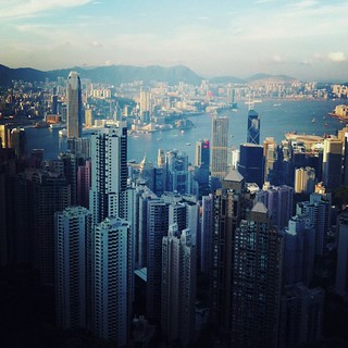 :re:post: Victoria's Peak, HK