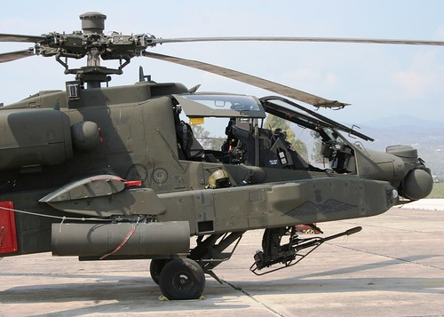 AH-64HA APACHE ΕΣ1032