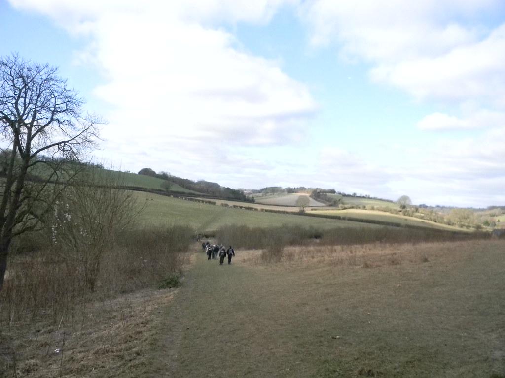 Into the hills Chesham to Great Missenden
