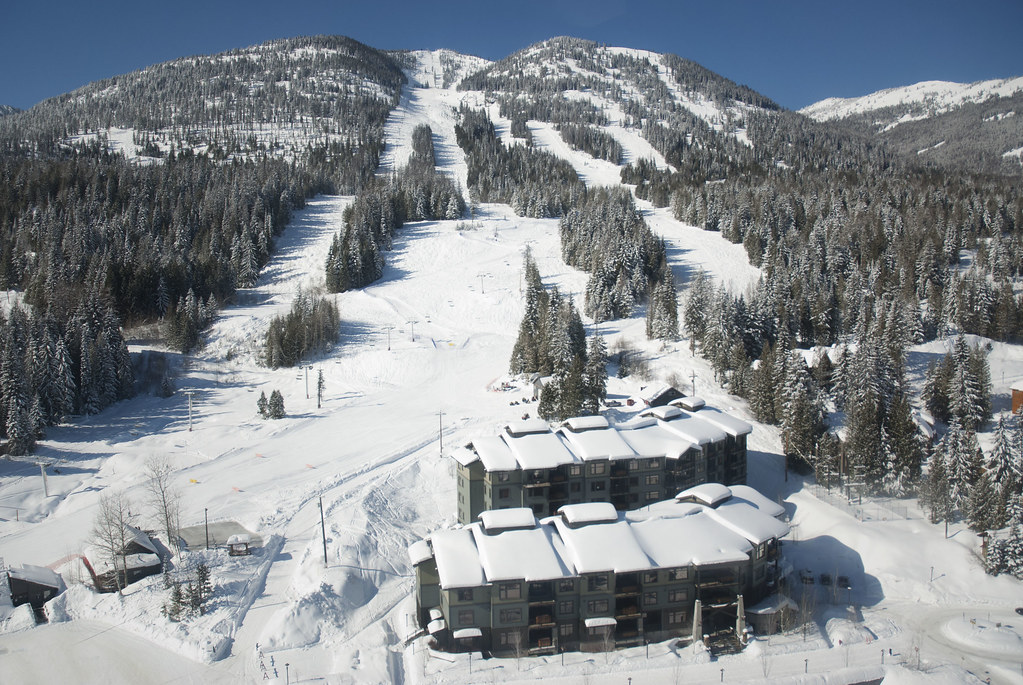 Red Mountain Ski Resort by redresort.com