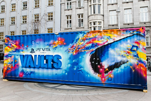 PlayStation Vita Vaults Irish Sun MX-10