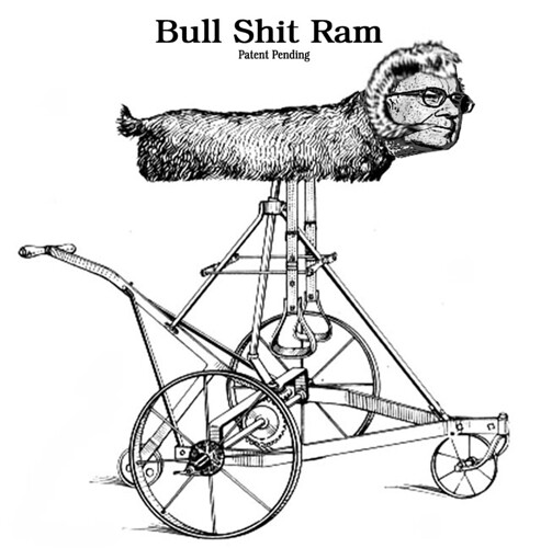 BULL SHIT RAM by Colonel Flick