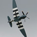 Spitfire over Farnborough
