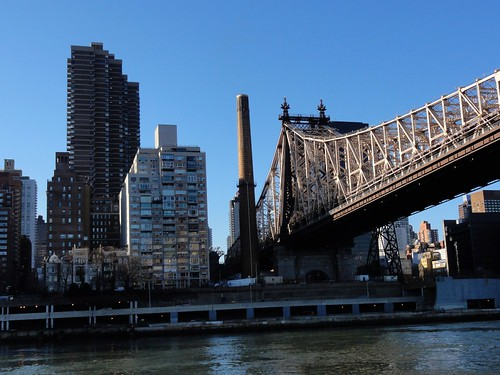 Ed Koch Queensboro / 59th Street Bridge from the East River