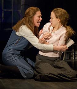 Carrie.Lucille Lortel Theatre