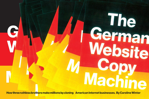 The German Website Copy Machine