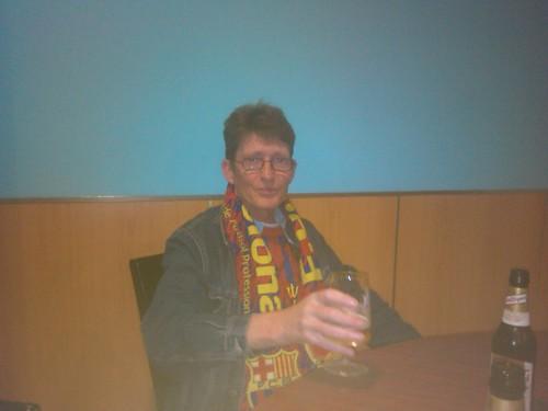 Simon Harris - FCB Fan by simonharrisbcn