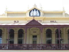 The Ballarat Old Colonists Club