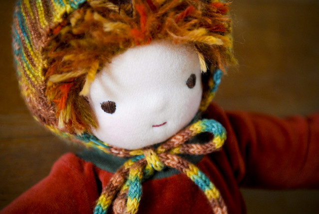 lachlan's little amigo doll