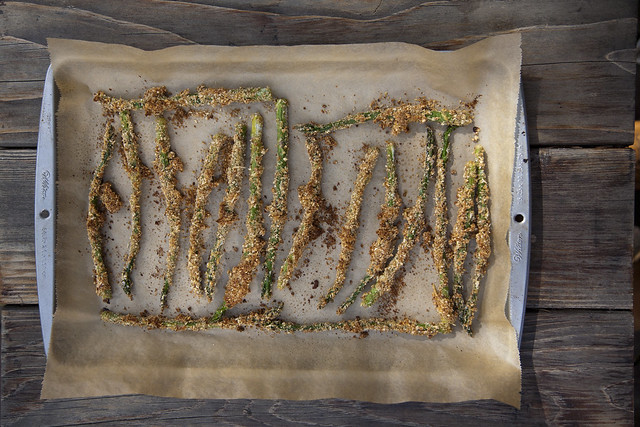 Aparagus Fries