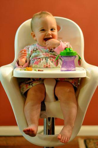 Eleanora 14 months