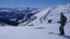 1400 m w dół