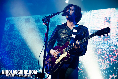 Snow Patrol @ Zénith , Paris | 07.03.2012