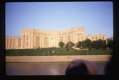 Rostovskaya naberezhnaya 5, Moscow, 1969