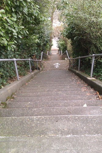 It's 104 steps by christopher575