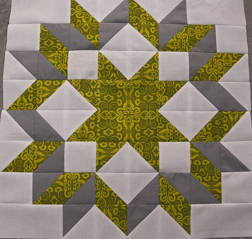 Carpenter's Star Block for Sukie