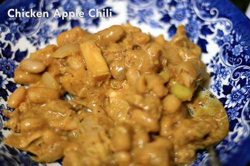 Chicken Apple Chili