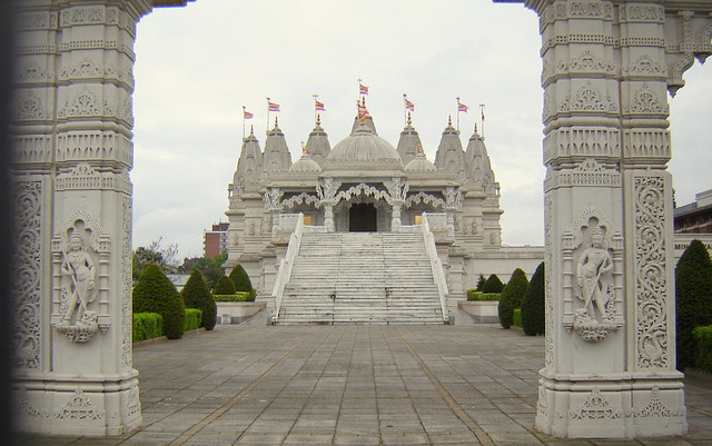 Neasden Temple - Londres
