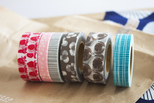 Masking Tape by WORK + SHOP Lotta Jansdotter