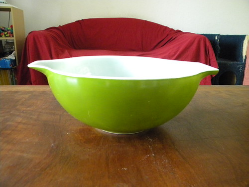 Verde Cinderella Mixing Bowl