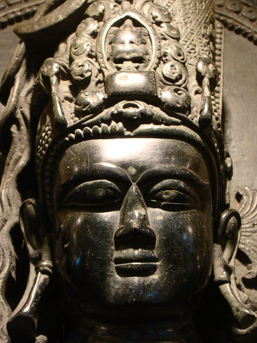 New Delhi National Museum ~ Sun God Surya by Vasenka