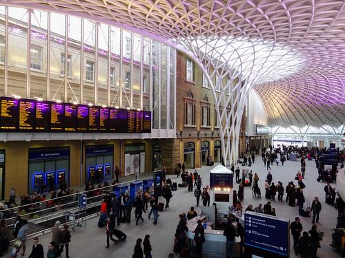 King's Cross Station-2