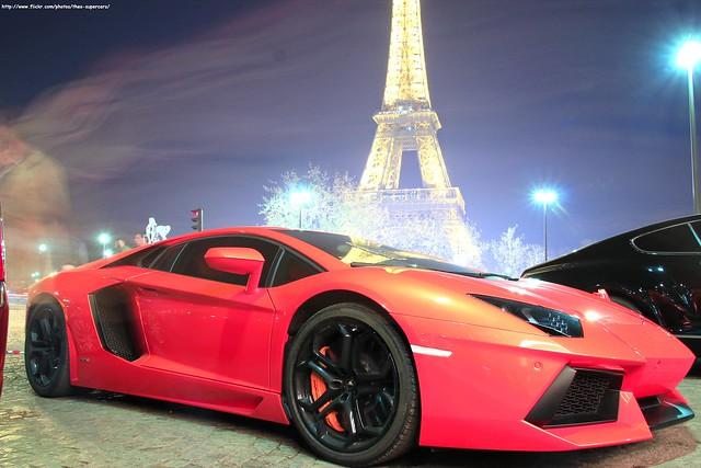 Red Bull Donne Des Ailes Explored Lamborghini