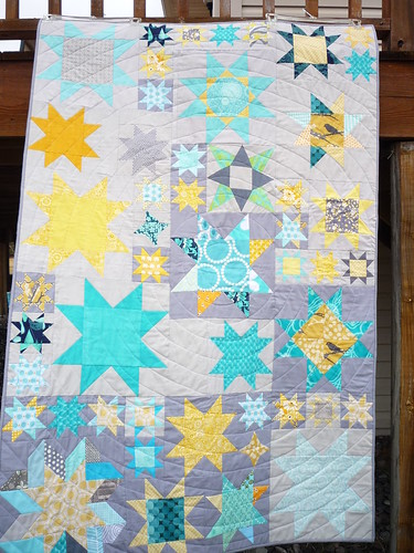 January quilt
