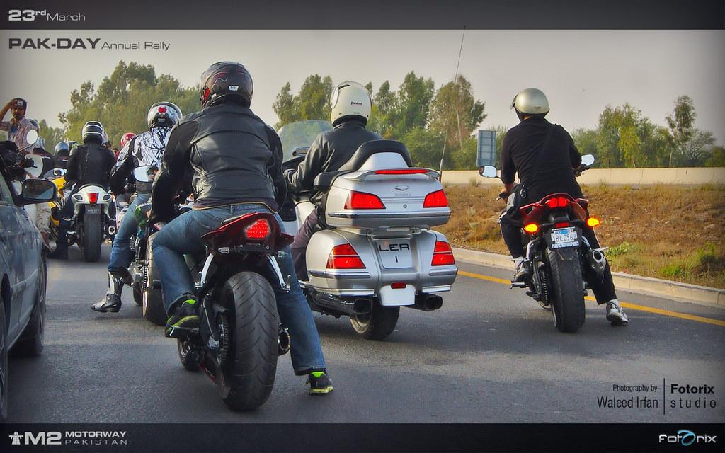 Fotorix Waleed - 23rd March 2012 BikerBoyz Gathering on M2 Motorway with Protocol - 7017504557 55599cfe1c b
