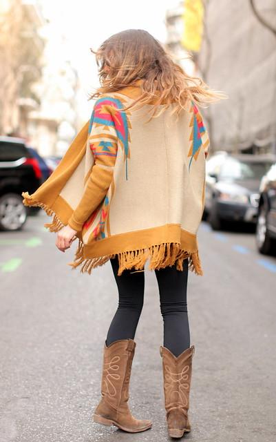 Navajo girl (II)
