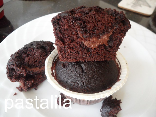 chocalate cupcake