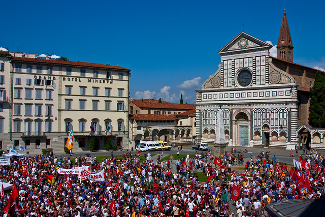 San Niccolo, Florence, Italy