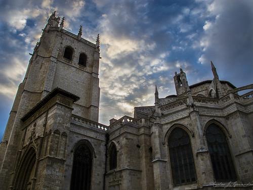 Los muros de la Catedral by Carlos_JG